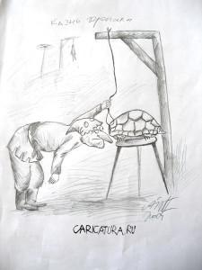Казнь черепахи