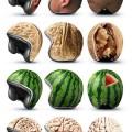 Классные и необычные мотоциклетные шлемы — 13 фото