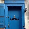 Крутые и необычные входные двери — 28 фото