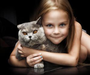 Красивые детские портреты — 6 шт.