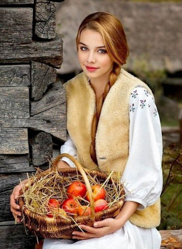 Фота русских девушек 15 фотография