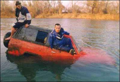vodaVKarburatore