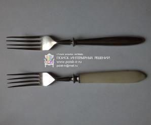 Советские ложки и вилки
