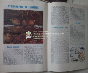 Юный натуралист — подборка выпусков за 90-е годы