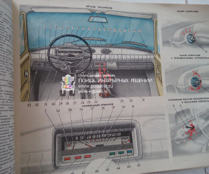 🏁 Советская инструкция к автомобилю ВАЗ *КОПЕЙКА* 🏁