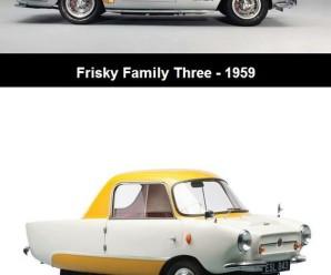 Смешные автомобили