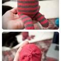 Игрушки из носков!