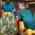 Пин-ап платья фото (look, луки)