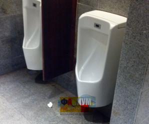 Пляжные туалеты в Китае