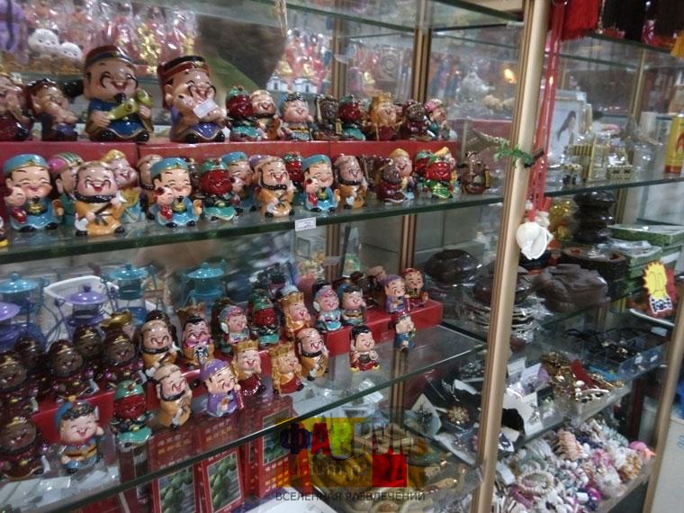 Китай что привезти в подарок 100