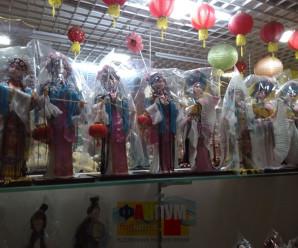 Сувенирный магазин в Китае — фото, описание.