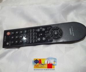 Как выглядит китайский пульт от телевизора — фото