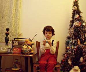 Открытки новогодние в стиле СССР
