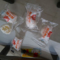 Китайские конфеты с дурианом и кокосом — фото, вкус, отзыв.