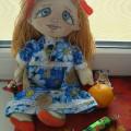 Куклы домовята ручной работы фото