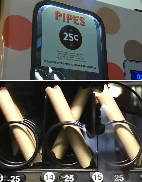 Необычные Вендинговые автоматы фото (18)