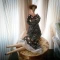 Мэйд хэнд текстильные куклы авторская кукла — фото