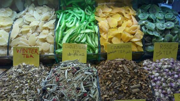 стамбульский базар фото (10)