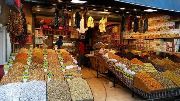 стамбульский базар фото (20)