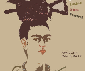 Мексиканские плакаты в стиле ретро. International Latino Cultural Center of Chicago.