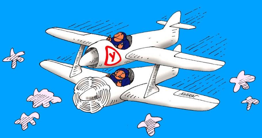 демотиваторы и приколы про полеты на самолете (10)