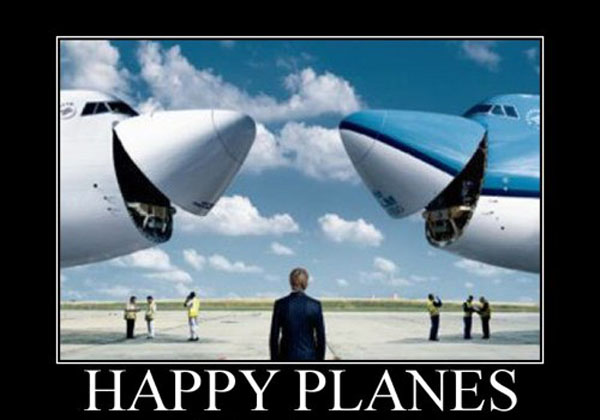 демотиваторы и приколы про полеты на самолете (14)