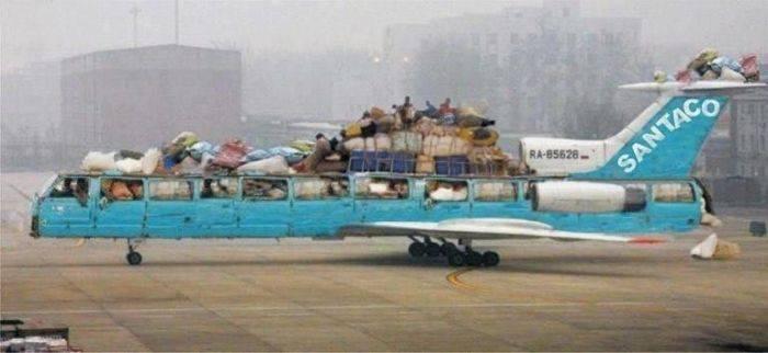 демотиваторы и приколы про полеты на самолете (7)
