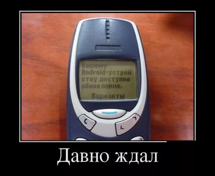 приколы с NOKIA 3310 (15)