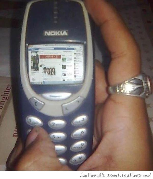 приколы с NOKIA 3310 (3)