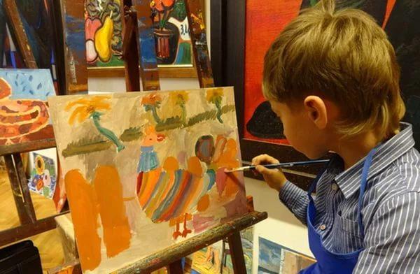 юные художники (1)
