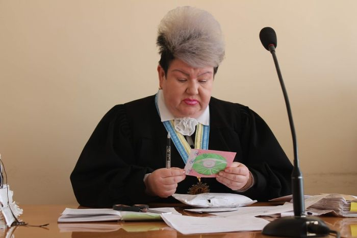 Алла Бандура прикол (1)