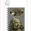 Авторский дизайн блокнотов — фото, примеры.