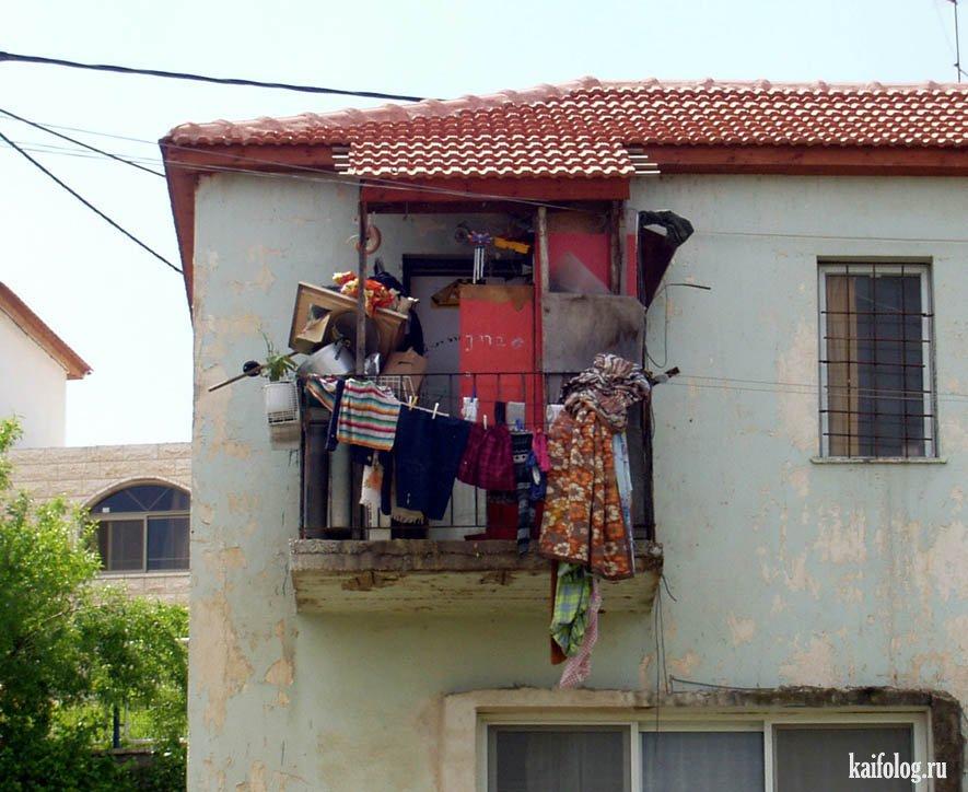 Прикольные балконы (1)