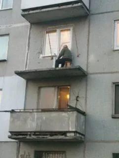 Прикольные балконы (14)
