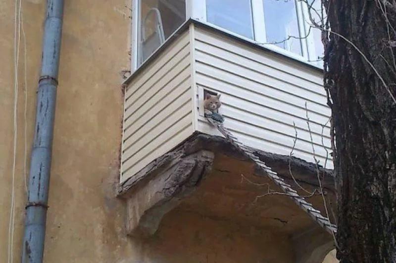 Прикольные балконы (17)