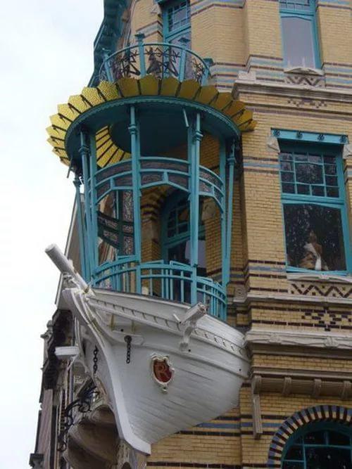 Прикольные балконы (19)