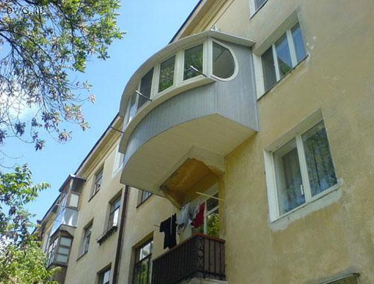 Прикольные балконы (3)