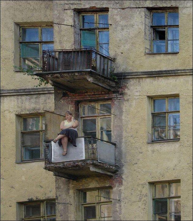 Прикольные балконы (4)