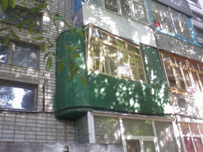 Прикольные балконы (5)
