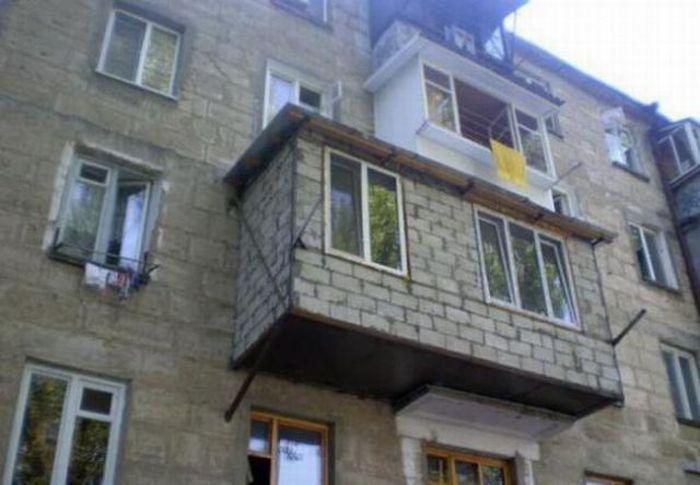 Прикольные балконы (7)