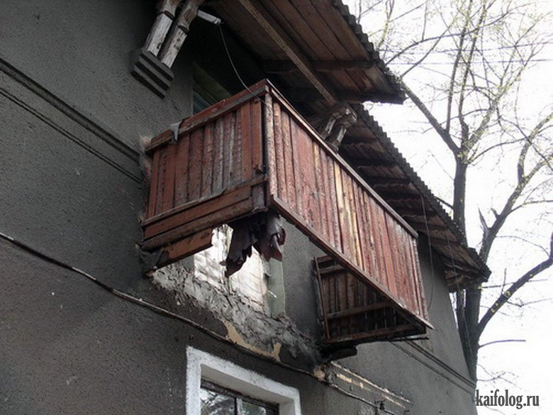 Прикольные балконы (8)