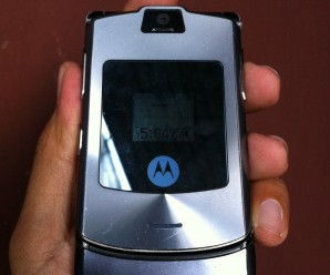 Готовится перевыпуск Motorola RAZR V3