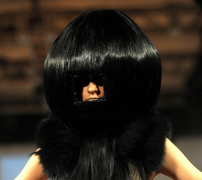 Фото самых прикольных причёсок