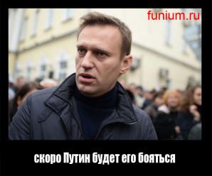 Демотиваторы про Навального
