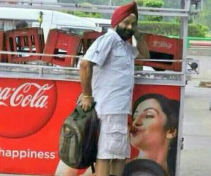 Приколы про Кока-Колу фото
