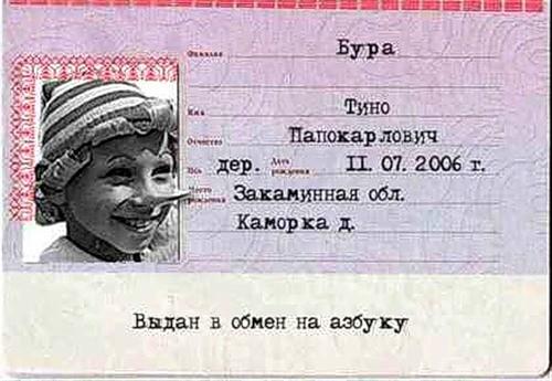 приколы про паспорта (1)