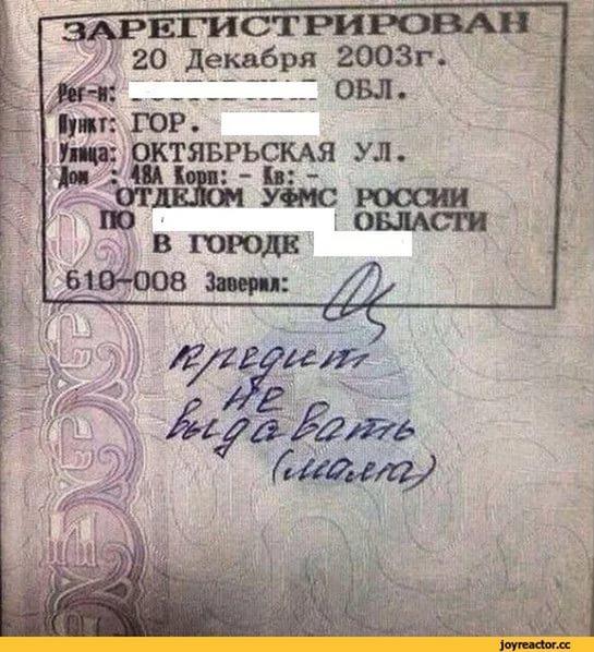 приколы про паспорта (9)