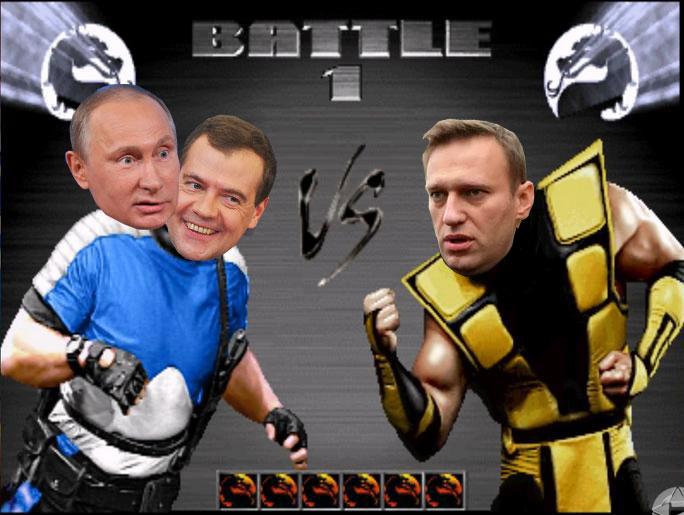 Навальный-против-Путина-и-Медведева