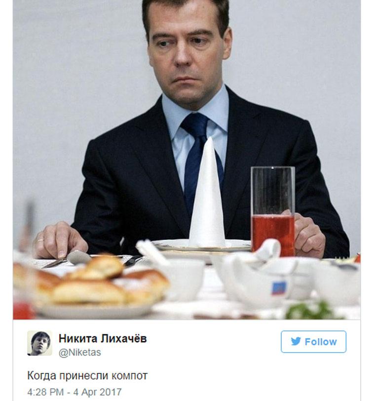 ответы Медведева Навальному на митинги и коррупцию (6)
