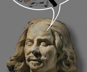 Мысли Микеля Адриансон де Рюйтера пока он лежит в музее